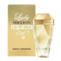 Paco Rabanne Lady Million Eau My Gold! EdT 30ml W