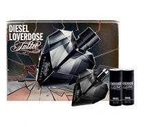 Diesel Loverdose Tattoo EdP W Edp 50ml + 2x50ml tělové mléko