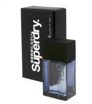Superdry Black EDC 75 ml M