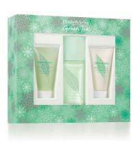 Elizabeth Arden Green Tea EDP 100 ml + tělové mléko 100 ml + sprchový gel 100 ml W