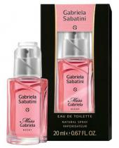 Gabriela Sabatini Miss Gabriela Night EDT 30 ml W