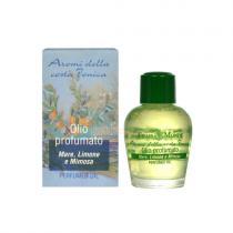 Frais Monde Seaspray Lemon And Mimosa Parfémovaný olej 12ml W