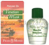 Frais Monde Venetian Musk Perfume Oil Parfémovaný olej 12ml W
