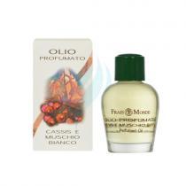 Frais Monde Cassis And White Musk Parfémovaný olej 12ml W