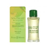 Frais Monde Spa Fruit Green Apple And Amber Parfémovaný olej 10ml W