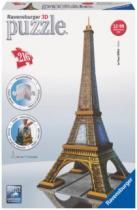 RAVENSBURGER 216 dílků - Eiffelova věž 3D