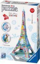 RAVENSBURGER 216 dílků - Eiffelova věž 3D (Tula Moon)