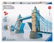 RAVENSBURGER 276 dílků - Tower Bridge 3D, Londýn