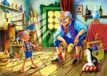 CASTORLAND 120 dílků - Pinokio