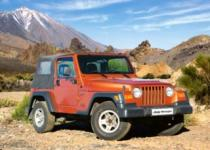 CASTORLAND 180 dílků - Jeep Wrangler