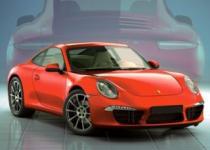 CASTORLAND 180 dílků - Porsche 911