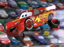 RAVENSBURGER 100 dílků - Cars (Auta) XXL