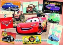 RAVENSBURGER 24 dílků - Cars (Auta)