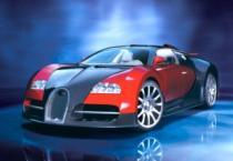 CASTORLAND 1000 dílků - Bugatti Veyron 16.4