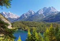 CASTORLAND 3000 dílků - Alpské jezero, Rakousko