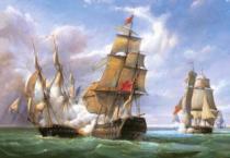 CASTORLAND 3000 dílků - Námořní bitva