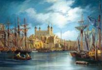 CASTORLAND 3000 dílků - Nový den v přístavu