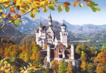 CASTORLAND 3000 dílků - Zámek Neuschwanstein, Německo