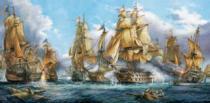CASTORLAND 4000 dílků - Námořní bitva