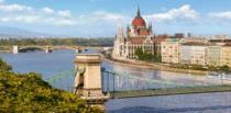 CASTORLAND 4000 dílků - Pohled přes Dunaj