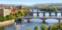CASTORLAND 4000 dílků - Vltavské mosty