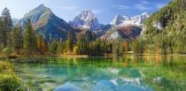 CASTORLAND 4000 dílků - Vznešenost hor