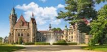 CASTORLAND 4000 dílků - Zámek Moszna, Polsko