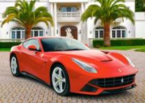 CASTORLAND 500 dílků - Ferrari F12 Berlinetta