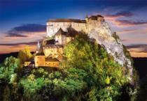 CASTORLAND 500 dílků - Oravský hrad