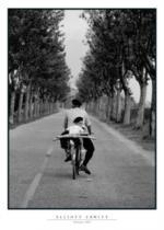 RAVENSBURGER 1000 dílků - Elliott Erwitt, Provence r.1955
