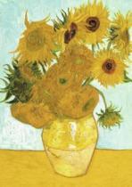 RAVENSBURGER 1000 dílků - Gogh, Slunečnice