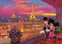 RAVENSBURGER 1000 dílků - J. Coleman: V Paříži
