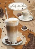 RAVENSBURGER 1000 dílků - Latte Macchiato