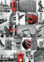 RAVENSBURGER 1000 dílků - Londýn