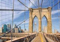 RAVENSBURGER 1000 dílků - Pohled z Brooklynského mostu