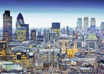 RAVENSBURGER 1000 dílků - Střechy Londýna