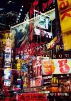 RAVENSBURGER 1000 dílků - Světla New Yorku