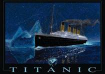 RAVENSBURGER 1000 dílků - Titanic