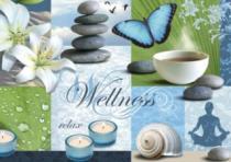 RAVENSBURGER 1000 dílků - Wellness - Relax