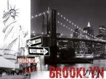 RAVENSBURGER 1500 dílků - Brooklynský most