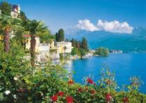RAVENSBURGER 1500 dílků - Lago Maggiore (Velké jezero), Itálie