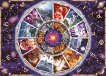 RAVENSBURGER 9000 dílků - Astrologie - zvěrokruh