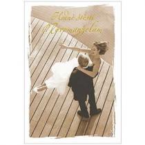 Stil Svatební blahopřání