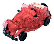 HCM KINZEL 3D Crystal - Červený veterán 53 dílků