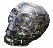 HCM KINZEL 3D Crystal - Lebka 49 dílků