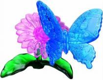 HCM KINZEL 3D Crystal - Motýl 38 dílků