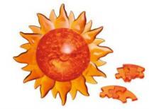 HCM KINZEL 3D Crystal - Slunce 40 dílků
