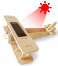 ROBOTIME 3D Solární dvojplošník - P220