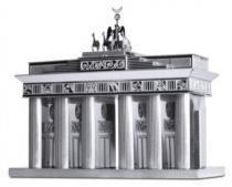 METAL EARTH 3D kovové Braniborská brána, Berlín