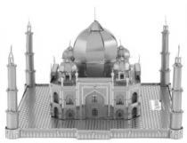 METAL EARTH 3D kovové ICONX: Taj Mahal, Indie